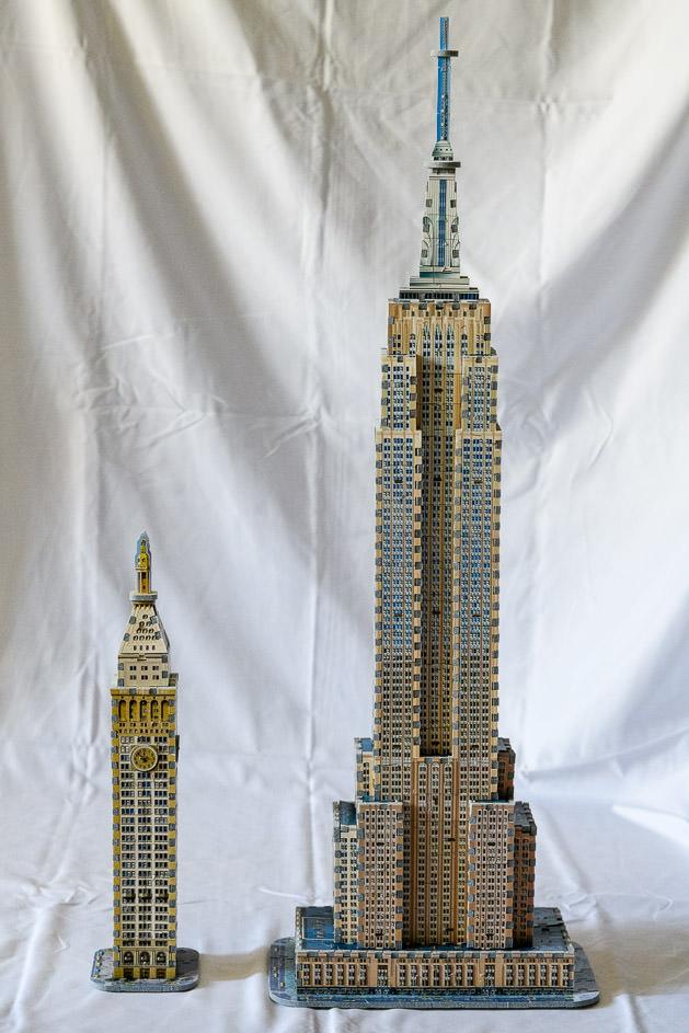 puzz 3d buildings