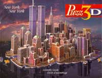 Puzz-3D NYC manual cover
