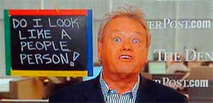 Woody Paige picture